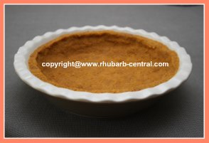 Picture of a Crumb Crust for Pie or Baking Dish Recipe