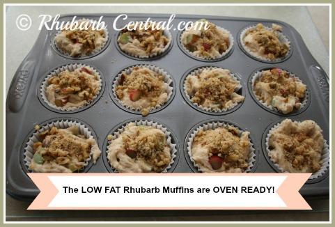 Baking with Rhubarb Fresh or Frozen Rhubarb