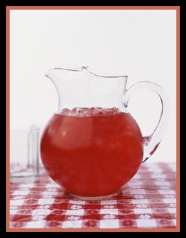 Rhubarb Punch Recipe - What to Make with Fresh or Frozen Rhubarb? Make ...