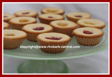 Easy to Make Tarts with Jam Centers/ Recipe Using Jam