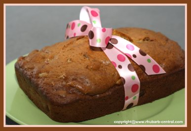 Picture of Rhubarb Bread