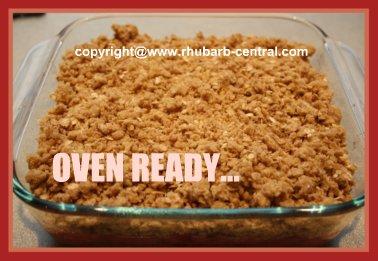 Rhubarb Dessert Recipe Images