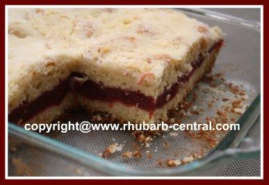 Strawberry Rhubarb Recipe Best Coffee Cake