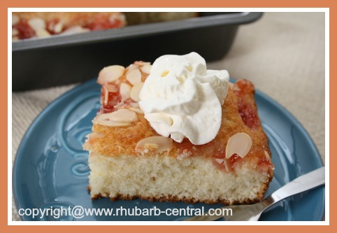 Coffee Cake made with Conserves
