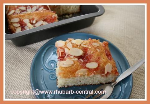 Fruit Coffee Cake Recipe