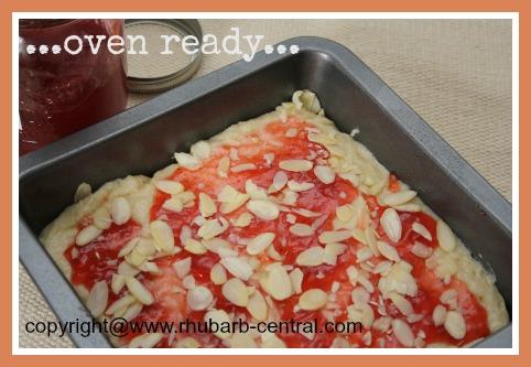Make Easy Fruit Coffee Cake with Jam