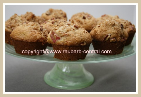 Picture of Rhubarb Muffins