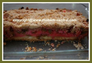 Rhubarb Dessert Idea Image