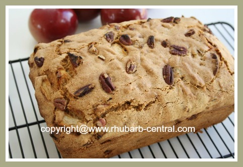 Rhubarb Quick Bread Recipe Easy