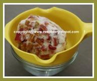 Thawing Frozen Rhubarb