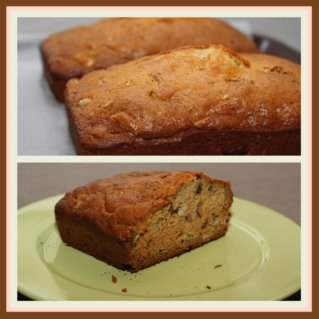 Recipe for Rhubarb Bread