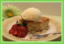 Easy Rhubarb Cake for Easter