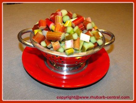How Do You Freeze Rhubarb