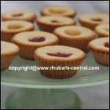 Rhubarb Almond Tarts