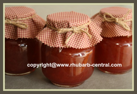 Instructions for How to Make Fabric Jam Jar Covers