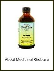 Medicinal Rhubarb