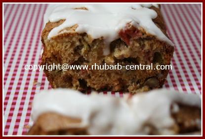 Rhubarb Loaf Recipe Easy