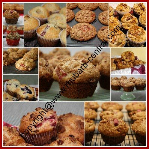Best Rhubarb Muffin Recipes